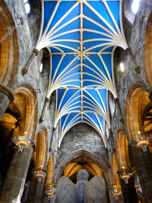 St. Giles Cathedral ~ taken by Dwight McAnear
