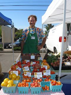 Boulder Belt Farm at Farmer's Market