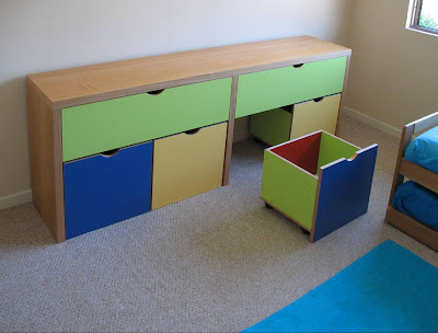 muebles en madera para ni os casa dise o