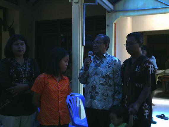 Keluarga R. Tyas Dwi Prabowo