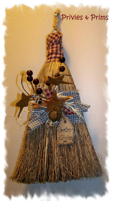 not christmas but prim perfect anyway - Primitive Christmas Crafts