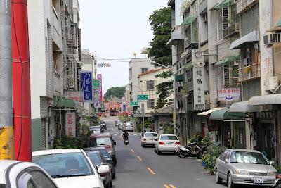 台南・観亭街