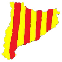 Mapa catalunya comarques i provincies