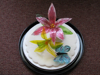 Jello Art Flowers http://blakescakes.blogspot.com/2009/08/more-class-projects.html
