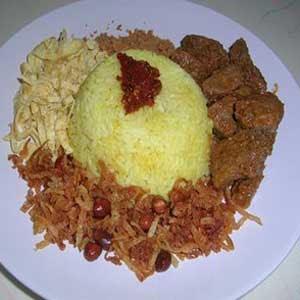 makanan tradisional similitude