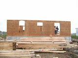 We have walls!!!!