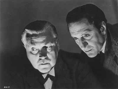 Sherlock y Watson...