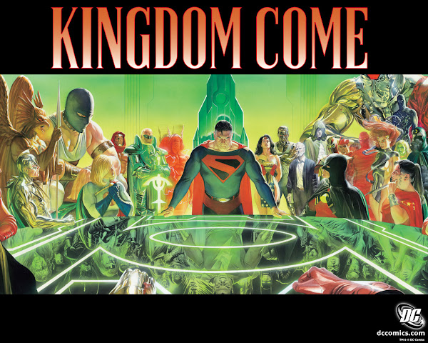 El arte de Alex Ross...
