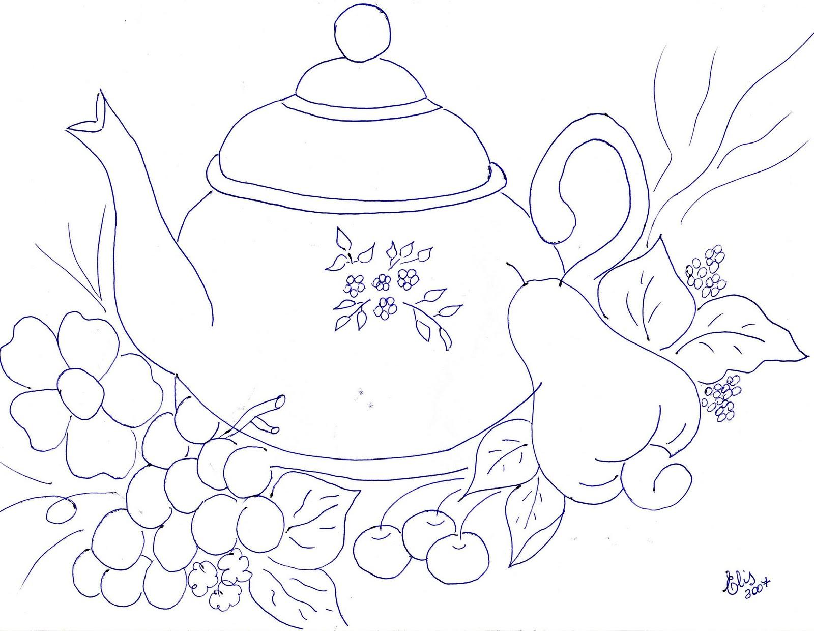 Frutas para pintar en tela imagui - Pintura en tela dibujos ...