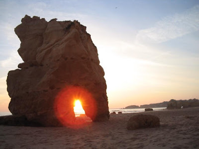 Imi  nephesh  na praia-da-rocha