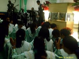 Grupo das Irmãs Unidas em Cristo