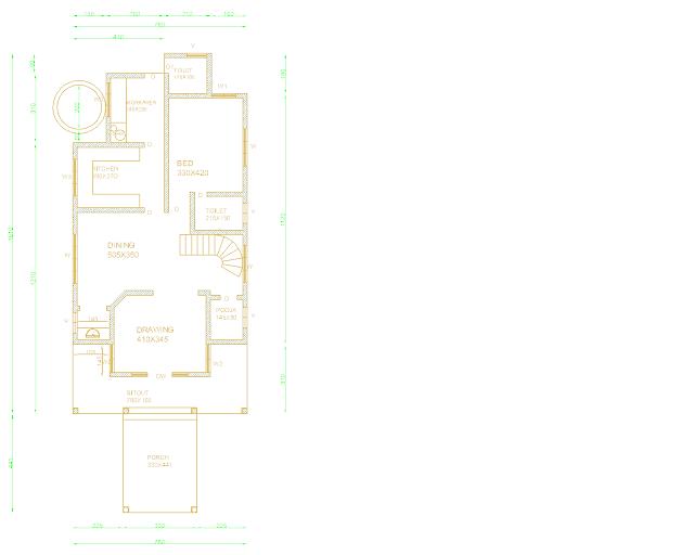 3 bedroom house plans in kerala. Three Bedroom Kerala House