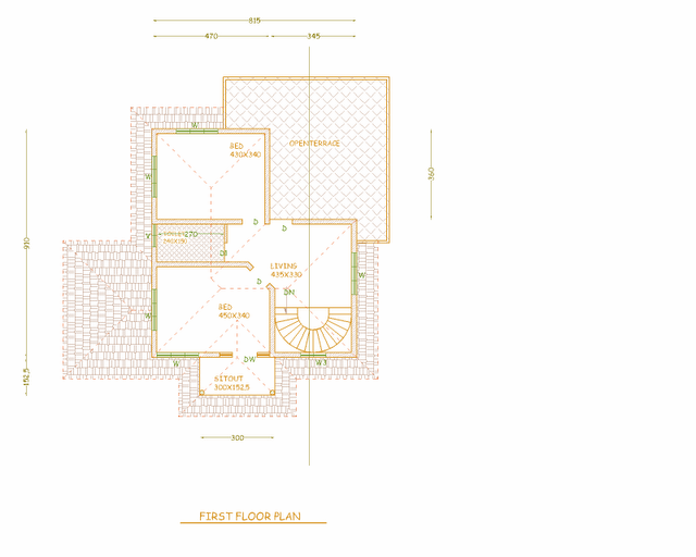 House plans and design house plans in kerala with 2 bedrooms for 3 bedroom 2 floor house plan kerala