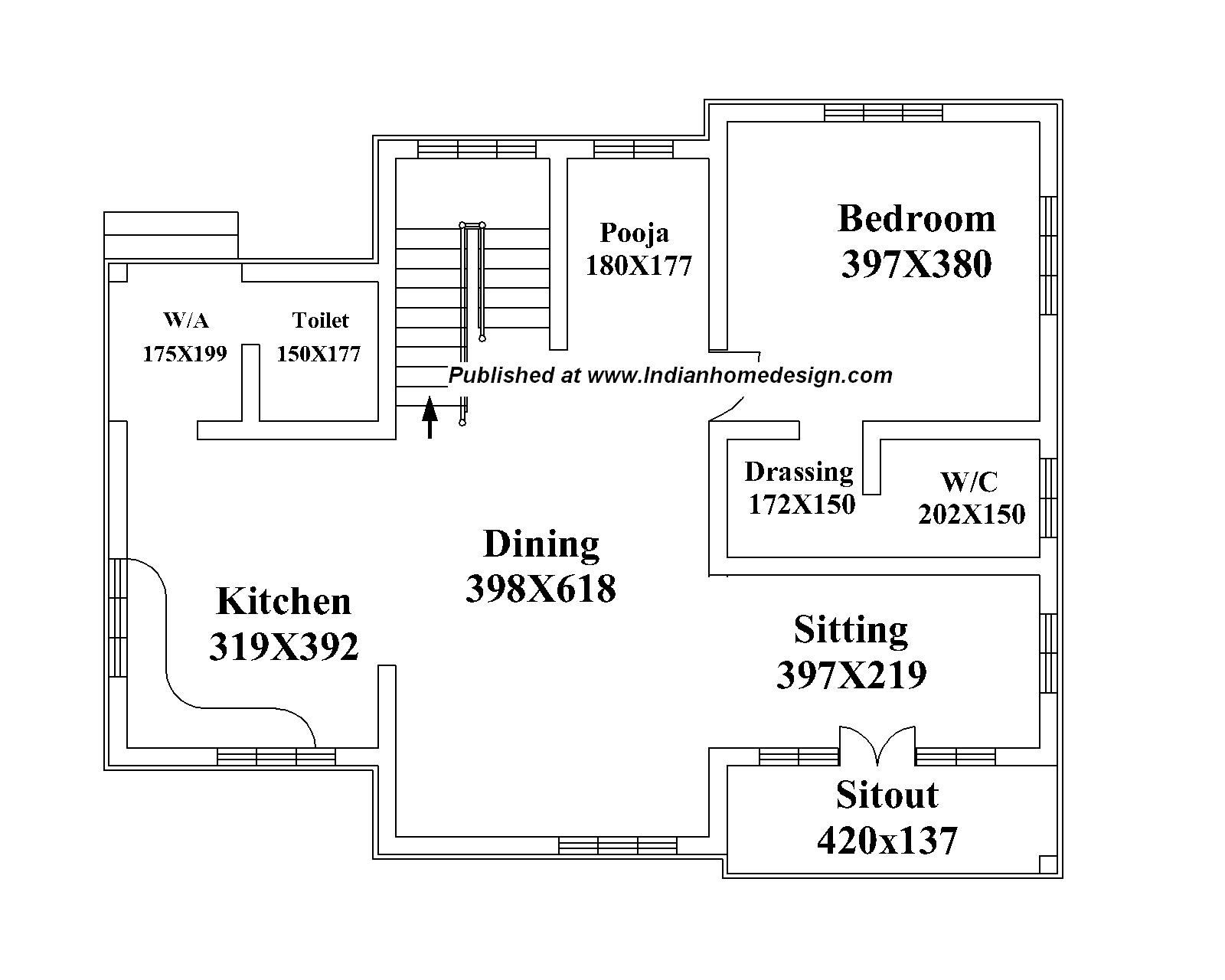 House floor plans free indian woodworker magazine for Homes models and plans