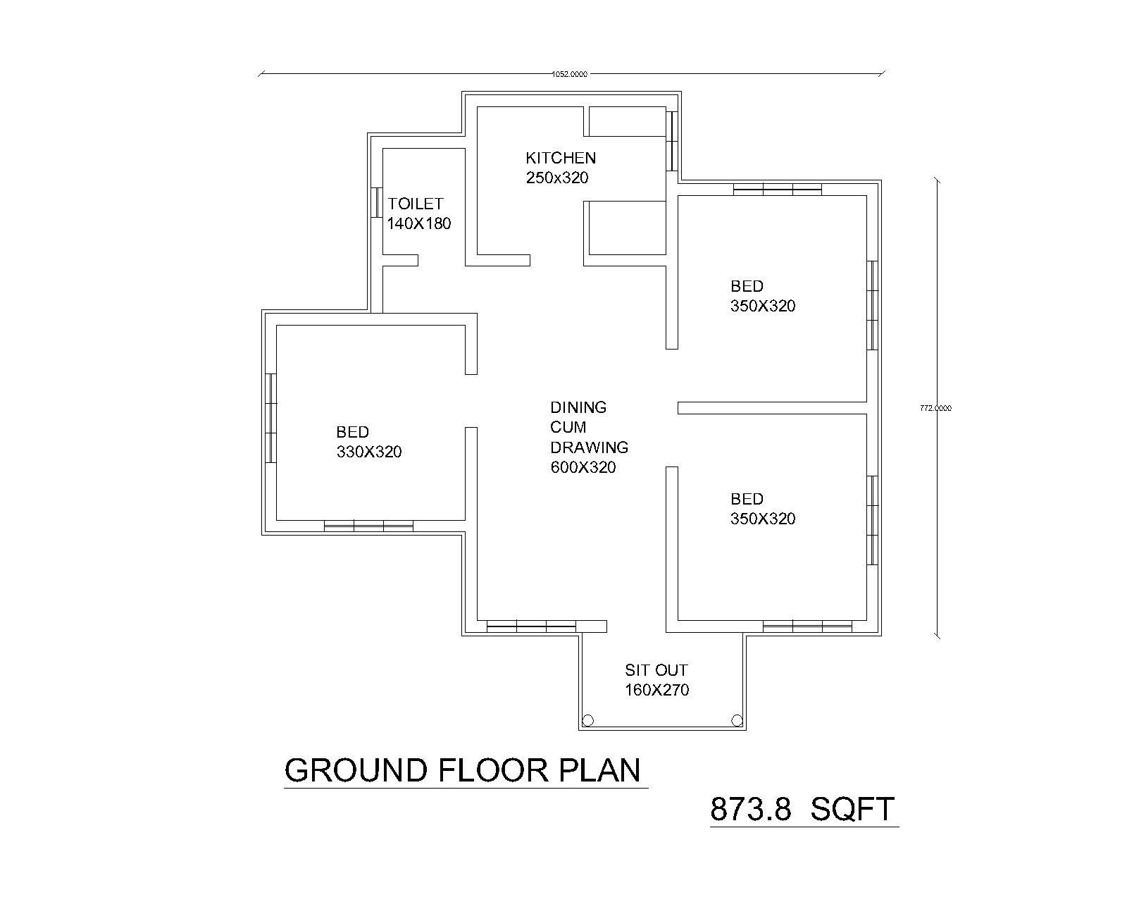 single home floor plans