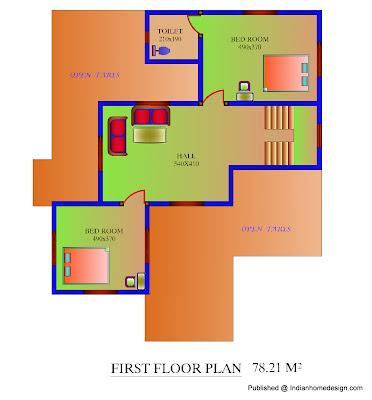 2600 Sqft 4bhk House Plan For Houses Plans Designs