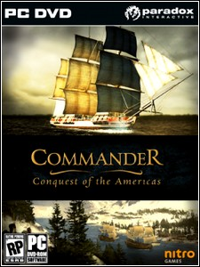 Download Commander Conquest Of America PC Game Full