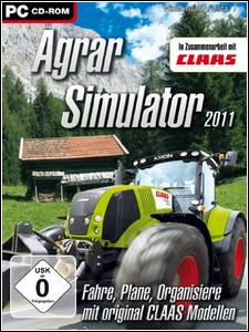 Agrar Simulator Cover Agrar Simulator 2011   PC Game