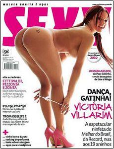 Download - Sexy Victória Villarim - Outubro 2010i