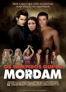 Download Os Vampiros Que Se Mordam DVDRip RMVB Dublado