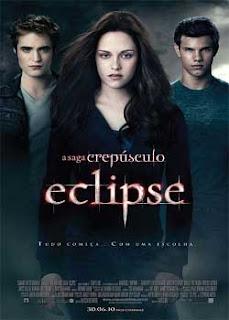 Download A Saga Crepúsculo Eclipse Avi Dual Audio e RMVB Dublado