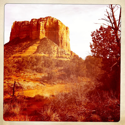 Greetings from Sedona!