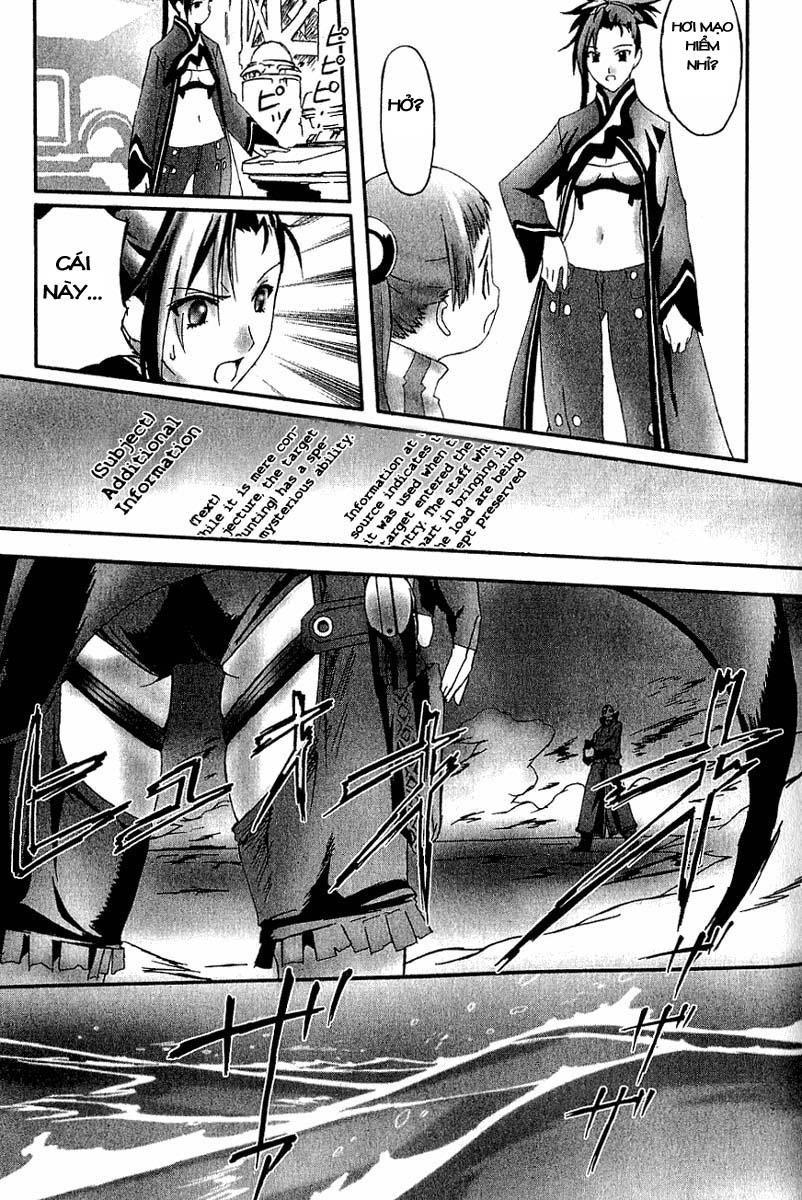 Bakuretsu Tenshi: Chapter 7