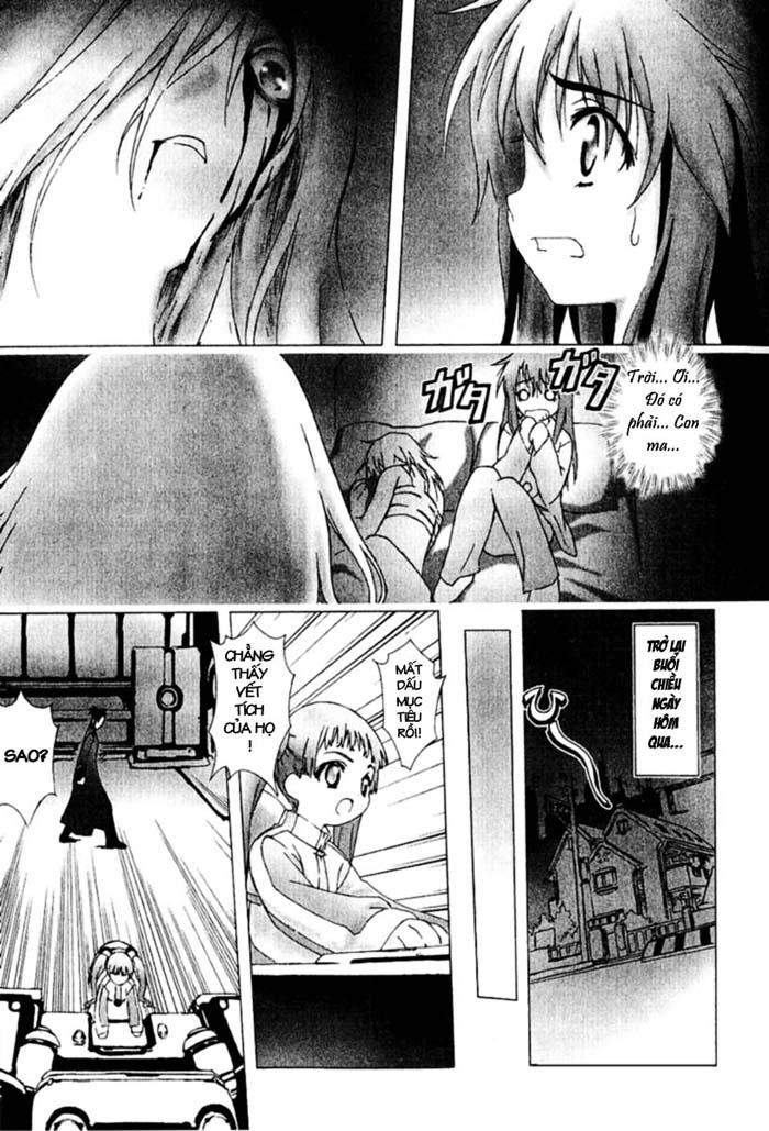 Bakuretsu Tenshi chap 6 - Trang 7