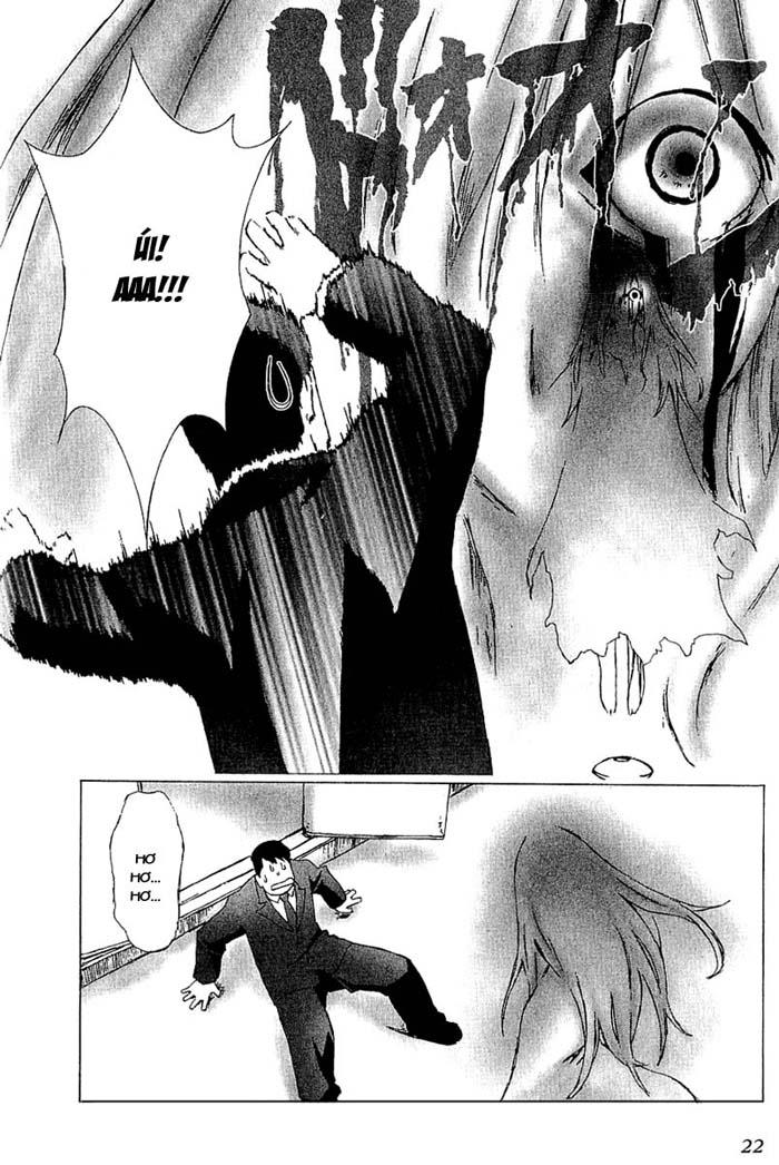 Bakuretsu Tenshi chap 6 - Trang 22