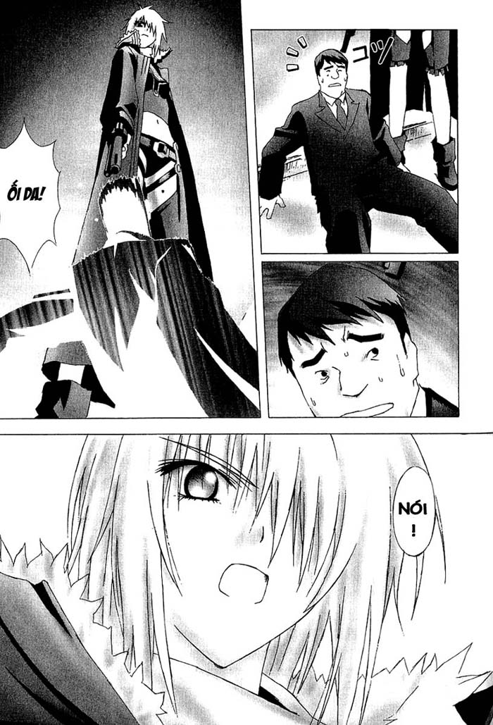 Bakuretsu Tenshi chap 6 - Trang 25
