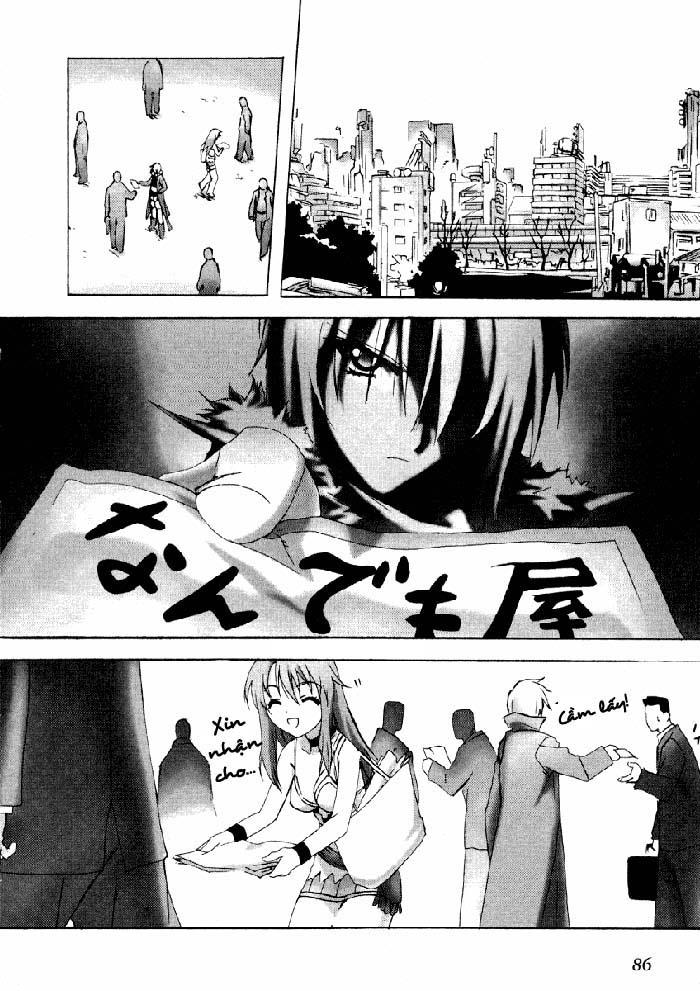 Bakuretsu Tenshi chap 3 - Trang 7