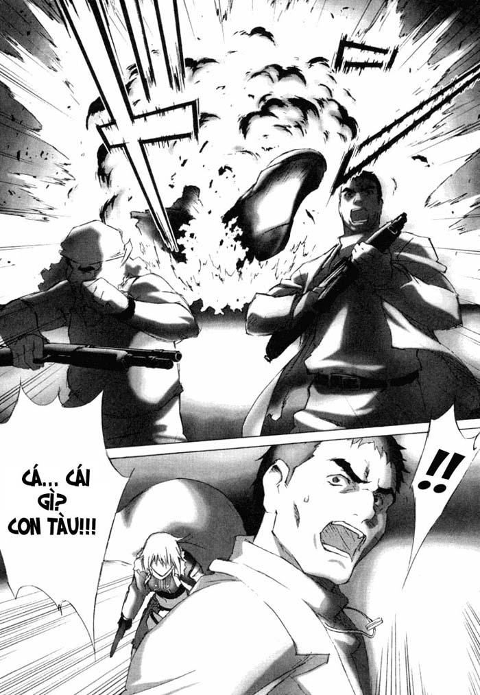 Bakuretsu Tenshi chap 2 - Trang 23