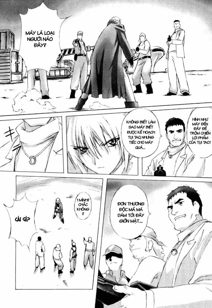 Bakuretsu Tenshi chap 2 - Trang 22