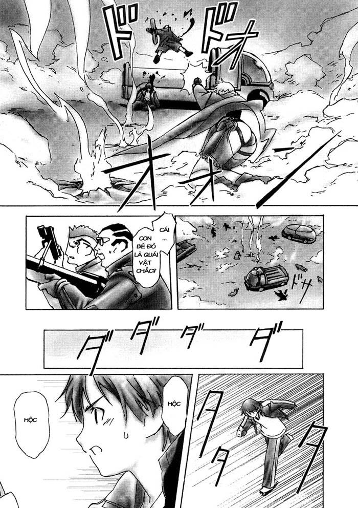Bakuretsu Tenshi chap 1 - Trang 36