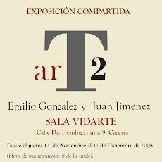 EXPOSICIÓN COMPARTIDA EN SALA VIDARTE
