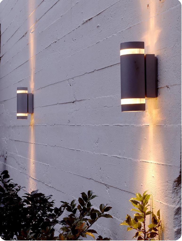 Nr t i o: belysning på altanen