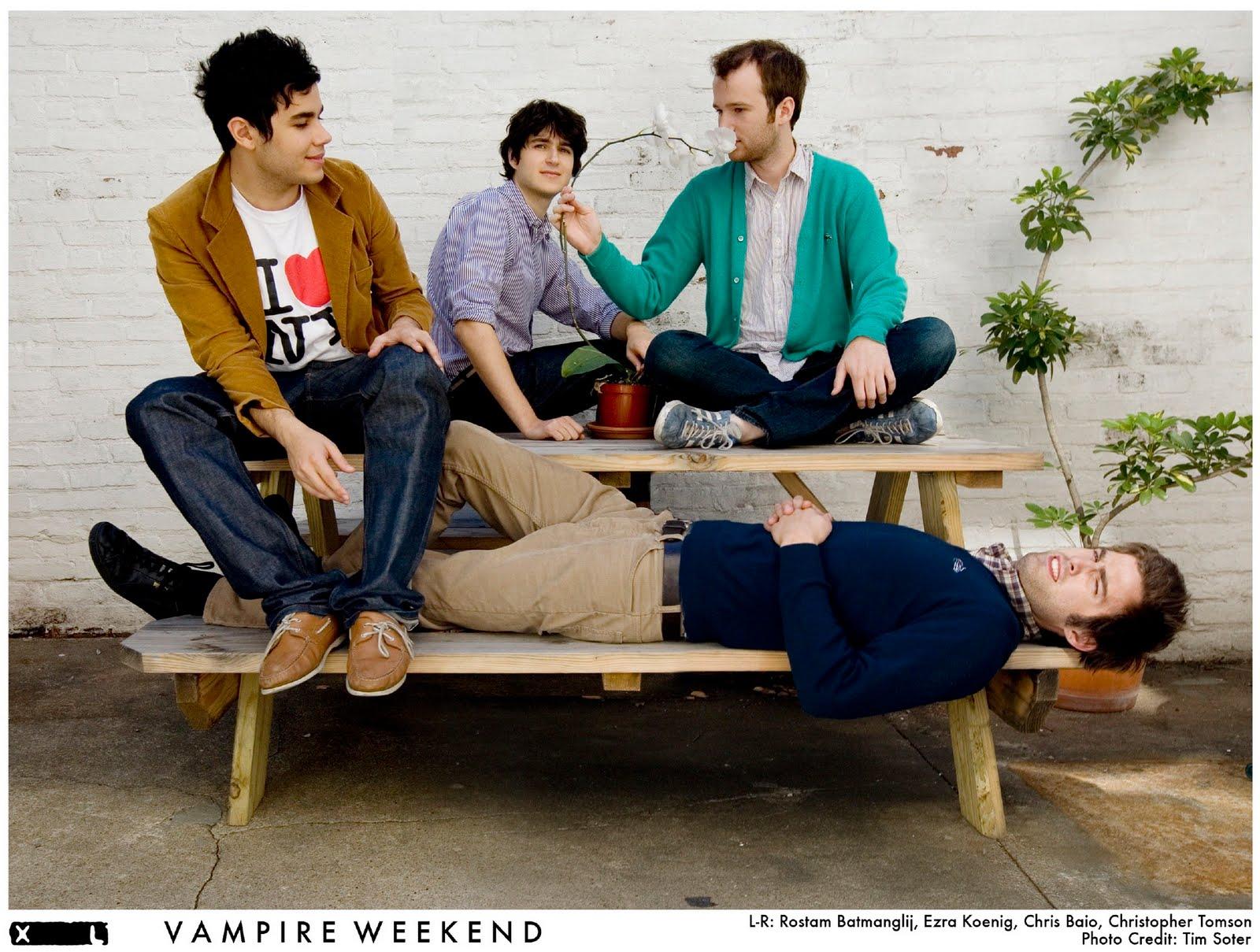 Get off my Lawn Kid: Bands That Suck Balls: VAMPIRE WEEKEND