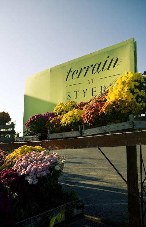 A Life S Style Terrain At Styer S In Pennsylvania