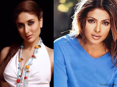 Priyanka Chopra, Kareena Kapoor