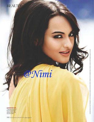 Sonakshi sinha latest photoshoot