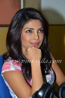 Priyanka Chopra Promotes 7 Khoon Maaf