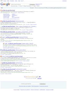affichage des favicons dans les serp de Google