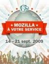 Mozilla à votre service - Logo