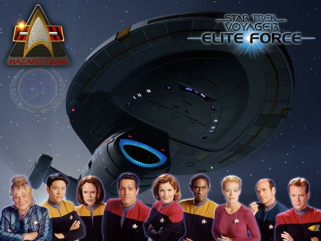 The Official Star Trek voyager/Hov leng Voyager Blog