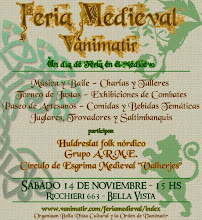 Noviembre - Feria Medieval Vanimatir