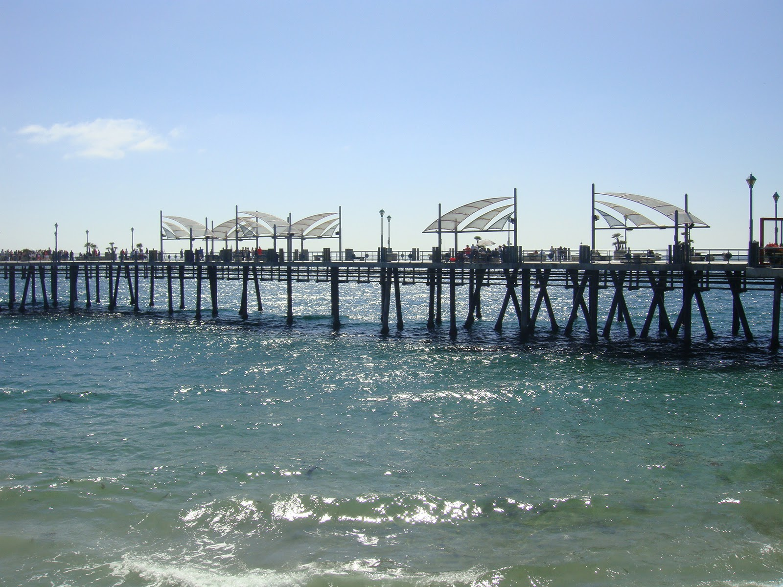 Pier images reverse search for Redondo beach pier fishing