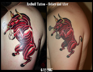 Bull Tattoo Pictures:Soul Of Tattoo