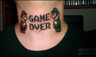 Craziest Neck Tattoo 01 :tattoo art collection