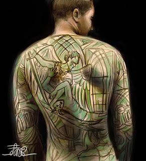 New tattoo tribal mexican prison tattoos tattoo art for Mexican prison tattoos