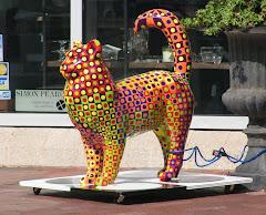 Not quite the Cheshire Cat...